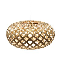 David Trubridge Kina Light Natural 80Cm