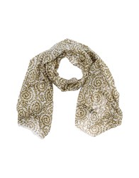 Mosaique Scarves Military Green