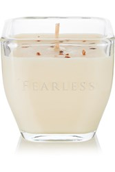 Matter And Home Fearless Scented Candle White