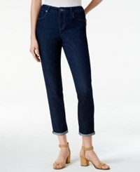 Styleandco. Style Co. Cropped Rinse Wash Skinny Boyfriend Jeans Only At Macy's