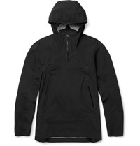 Arcteryx Veilance Arc'teryx Conduct Shell Half Zip Jacket Black