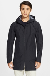 Arc'teryx Veilance 'Monitor' Gore Tex Pro Packable Hooded Jacket Black