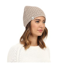 Ugg Sequoia Solid Knit Beanie Moonlight Beanies Beige