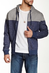 Request Collin Hoodie Blue