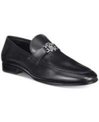Roberto Cavalli Men's Allen Loafers Men's Shoes Black