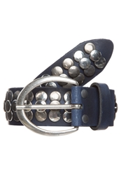 Vanzetti Braided Belt Nachtblau Dark Blue