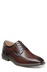 Florsheim Men's 'Heights' Apron Toe Derby Brown Leather