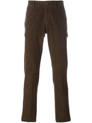 Lardini 'Paris' Chinos Brown