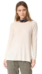 Madewell Solid Helena Sweater Heather Cement
