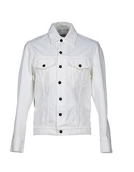 Umit Benan Denim Outerwear White
