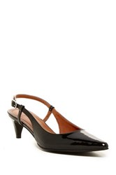 14Th And Union Gia Slingback Pump Wide Width Available Black