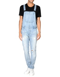 Noisy May Pant Overalls Blue