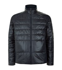 Porsche Design Padded Jacket Male Navy