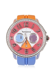 Tendence Crazy Watch Pink Orange