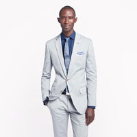 J.Crew Ludlow Suit Jacket With Double Vent In Italian Oxford Cloth