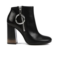 Mcq By Alexander Mcqueen Women's Harness Boot Black