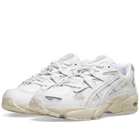 Asics Gel Kayano 5 Og Leather White