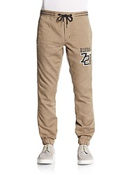 Buffalo David Bitton Zoltan X Jogger Pants Dune