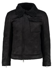 Sisley Light Jacket Black