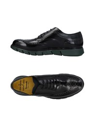 Barracuda Lace Up Shoes Black
