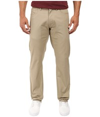 Oakley 50S Pants Rye Light Heather Men's Casual Pants Khaki