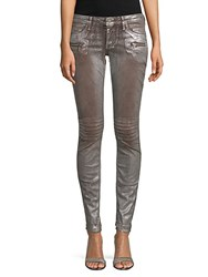 Robin's Jean New Motard Jeans Grey