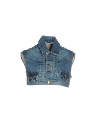 People Denim Outerwear Blue