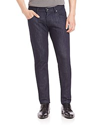 Giorgio Armani Slim Fit Jeans Denim