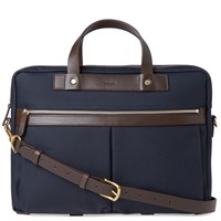 Mismo Office Bag Blue