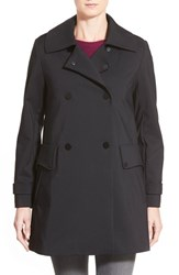 Women's Pendleton 'Lombard' A Line Raincoat With Zip Out Liner