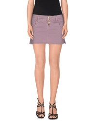 Cycle Denim Denim Skirts Women Mauve