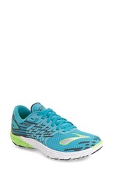 Brooks Women's 'Purecadence 5' Running Shoe Scuba Blue Green