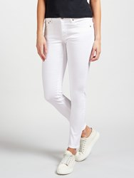 Ralph Lauren Polo Tompkins Skinny Fit Jeans White