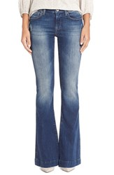 Mavi Jeans Women's 'Peace' Stretch Flare Leg