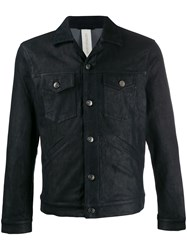 Giorgio Brato Grass Night Leather Jacket 60
