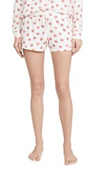Pj Salvage All Things Love Shorts Ivory