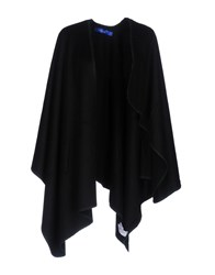 Anonyme Designers Capes And Ponchos Black