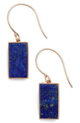 Ginette_Ny Women's Ginette Ny 'Ever' Rectangle Drop Earrings