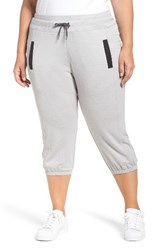 Marika Plus Size Women's Curves Effortless Jogger Pants