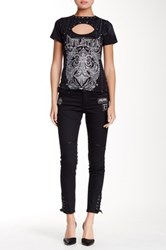 Affliction Raquel Millennium Jean Black