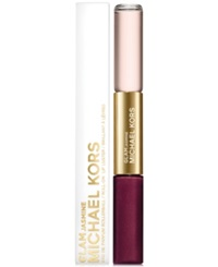Michael Kors Collection Glam Jasmine Rollerball And Lip Luster Duo No Color