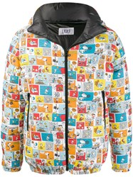 Lc23 Printed Padded Jacket 60