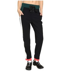 No Ka' Oi Pana Pants Coral Teal Ice Black Women's Casual Pants White
