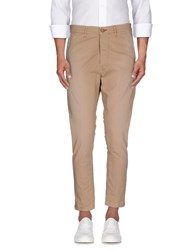 0 Zero Construction Trousers Casual Trousers Men Camel