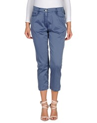 Gardeur Casual Pants Slate Blue