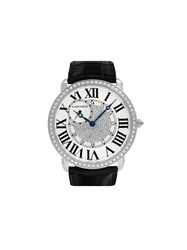 Cartier 2010 Pre Owned Ronde Louis 42Mm 60
