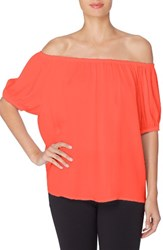 Catherine Malandrino Women's Lisbet Off The Shoulder Blouse