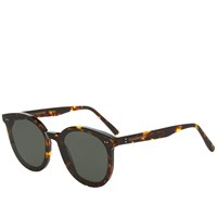 Gentle Monster Solo Sunglasses Brown