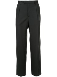 Gieves And Hawkes Tailored Trousers Black