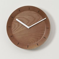 Cb2 Bevel Wall Clock